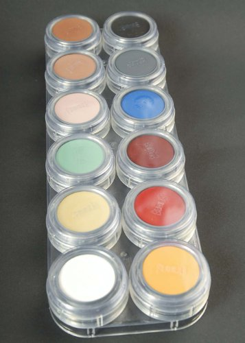 Grimas Casualty Injury Creme Make-Up Palette L