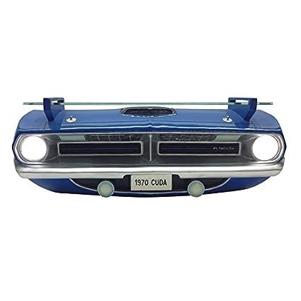 Amazon Com Dodge 1970 Plymouth Barracuda Cuda Front End Wall Shelf