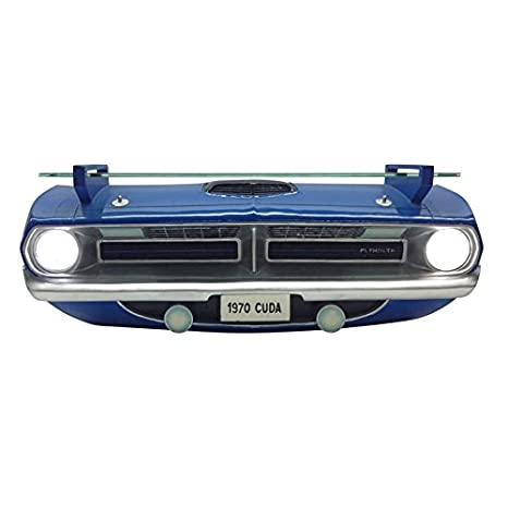 Dodge 1970 Plymouth Barracuda Cuda Front End Wall Shelf (Working Lights)