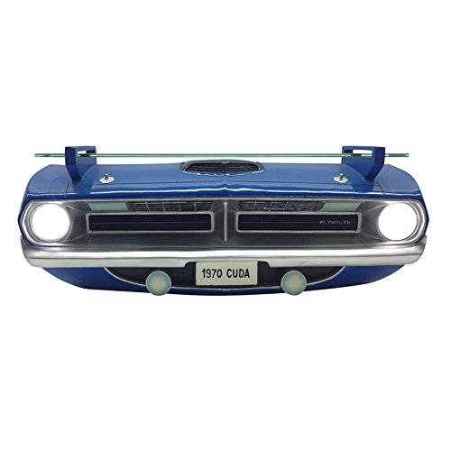 Dodge 1970 Plymouth Barracuda Cuda Front End Wall Shelf (Working Lights)