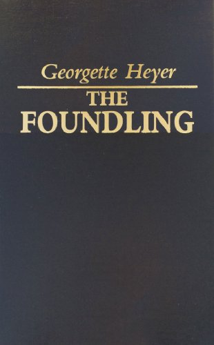book cover of The Foundling