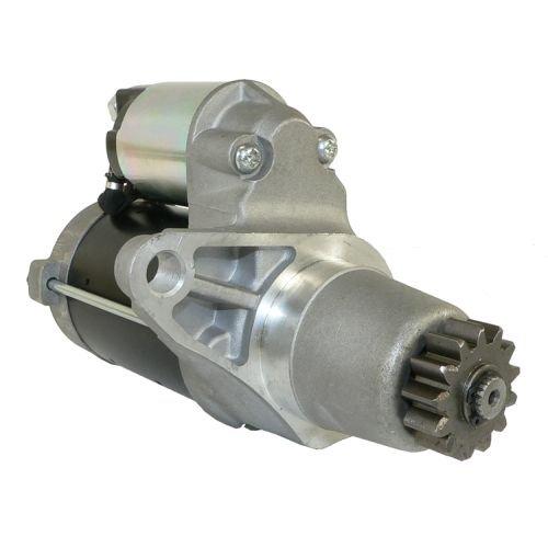 DB Electrical SND0347 Starter For Toyota 2.4 2.4L 3.0 3.0L 3.5 3.5L 3.3 3.3L 02 03 04 05 06 07 08 09 10 11 12 13 14 15 /Avalon Lexus Scion ES300 ES350 RX330 RX350 TC XB Highlander RAV4 Sienna ()