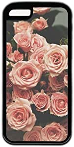 For SamSung Galaxy S4 Mini Case Cover Personalized Custom Dew Rose For SamSung Galaxy S4 Mini Case Cover PC Clear Case