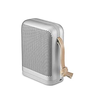 Bang & Olufsen Beoplay P6 Portable Bluetooth Speaker, Natural