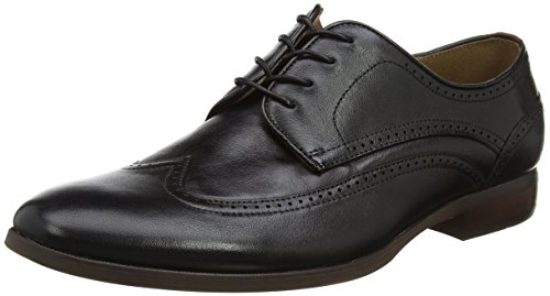 Bonville Uomo Nero Stringate Aldo Scarpe Leather Black Fwqvxfd