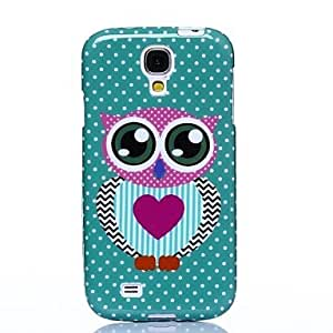 TOPAA Loving Bird with Love Pattern Silica Gel Soft Case for Samsung S4 I9500