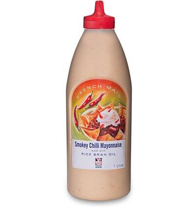 French Maid Smokey Chilli Mayonnaise 1l (Best Maid Sandwich Spread)