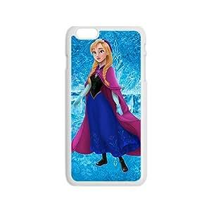 QQQO Glam Disney Forzen Anna Design Best Seller High Quality Phone Case For Iphone 6 hjbrhga1544