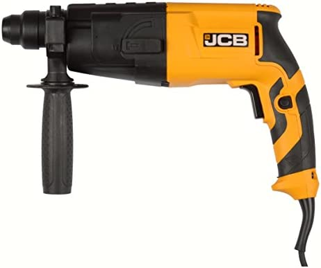 JCB JCB-SDS20-20 Mm 500 W Rotary Hammer Drill (Yellow and Black)