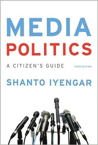 Book Media Politics: A Citizen's Guide