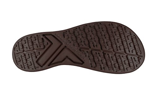 USA Flop The Brown Sandal Women's Telic Espresso Flip in Made Fashion gwtOU