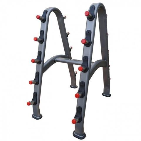 Element Fitness 10 Pair Barbell Rack by ELEMENT FITNESS