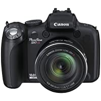 Canon PowerShot SX1IS 10 MP CMOS Digital Camera with 20x Wide Angle Optical Image Stabilized Zoom and 2.8-inch LCD Advantages Review Image