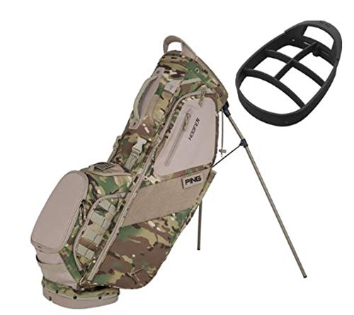 PING Hoofer Stand Golf Bag 2018 (Multicam) ()