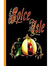 Spice Isle: Grenada Notebook Journal