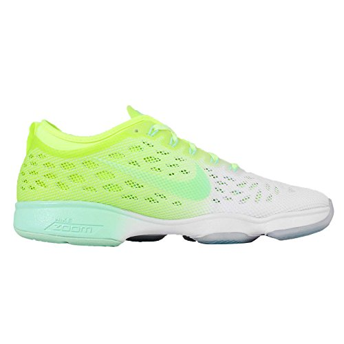 Artisan Scarpe Fit Sportive Agility Wmns White 702 Zoom Volt Donna Teal NIKE Lime Liquid Rxw18nFS1