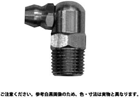 グリスニップル(C型 表面処理(ニッケル鍍金(装飾)) 材質(黄銅) 規格(M8XP1.25) 入数(100)