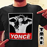 Beyonce Yonce Obey T Shirt For Women and Men