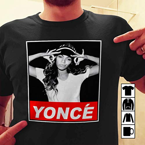 Beyonce Yonce Obey T Shirt For Women and Men by LuthanaTee