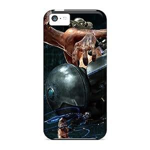 New Design Shatterproof SoE26234Tqbe Cases For Iphone 5c (3d Alien) Black Friday