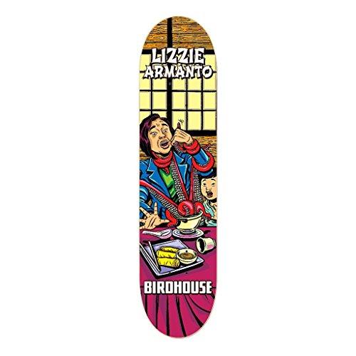 着服扇動する先祖Birdhouseスケートボードデッキarmanto mexipulp 7.75