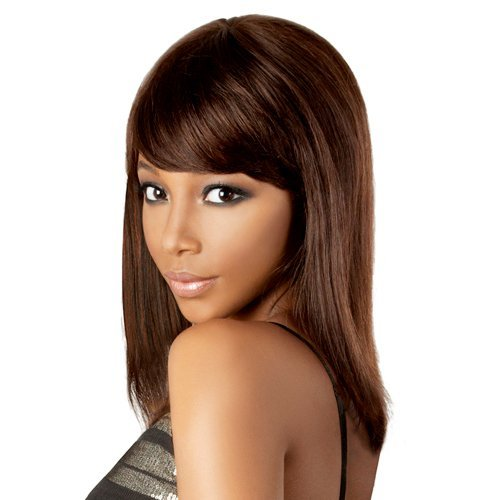 Indian Remy Wig HIR-INDY by Motown Tress (1(Jet Black)) by Motown - Indy Malls