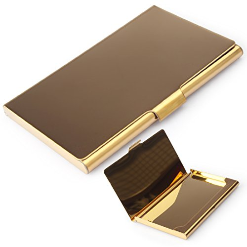 Gold Business Card - 7