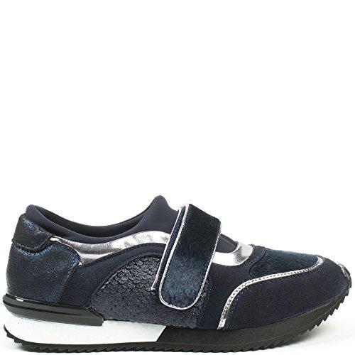 Ideal Shoes Basket Multi Mati
