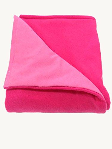 Sensory Goods - 17lb Large Hot Pink Weighted Blanket - Fl...