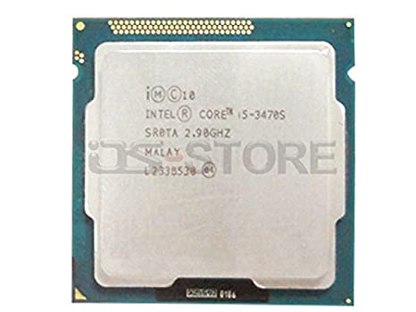 Intel Core i5-3470 3.20GHz 5 GT//s LGA 1155//Socket H2 Desktop CPU SR0T8