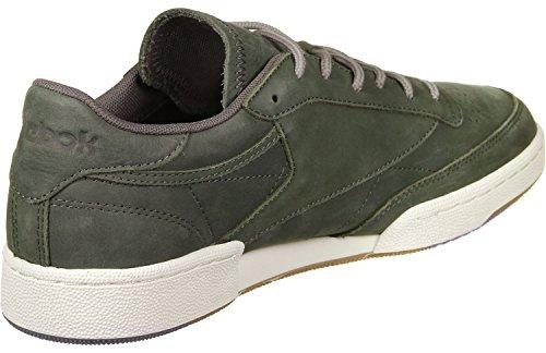 Gris Green Vert WP Homme Club Multicolore Gum Urban Hunter Grey Chalk 85 de Gymnastique Chaussures C Reebok qv7wAt
