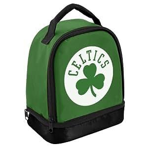 FOCO Boston Celtics Double Compartment Lunch Cooler