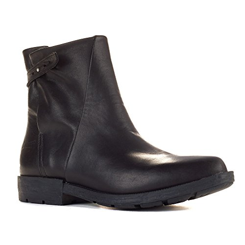Cougar M Shoes Leather Black Colorado Women's 7 Yazoo 0RqSr0