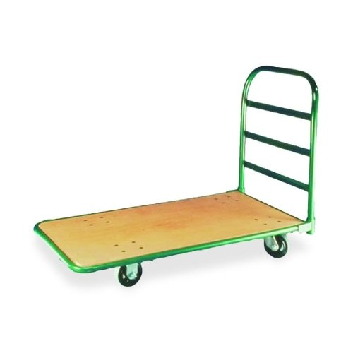 Sparco Heavy-Duty Platform Truck, 1400 lbs., Capacity, 30 x 60 x 32 Inches, Green (SPR01695) by Sparco