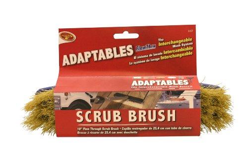 Detailer's Choice 6-67 Adaptables Deck Brush Head