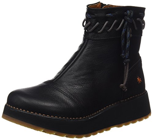 Donna Memphis Heathrow 1027 Stivaletti Nero Art Black 1q4HE6