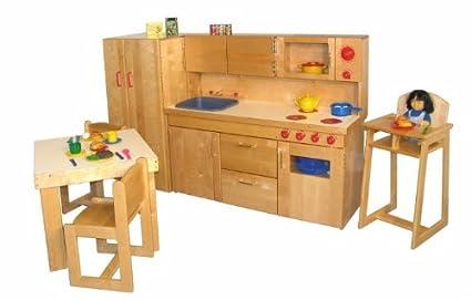 Amazon.com: Ultimate Kitchen Set for Kids (School Age): Toys ...