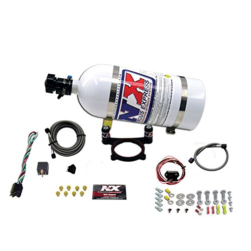 Nitrous Express 20948-10 35-200HP EFI Nitrous Kit for Ford