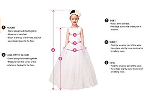 Party Long Red Pageant Dresses Appliques ANGELA Girl's Gowns q6wIgX