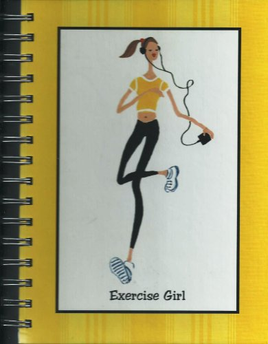 Exercise Girl by The Gift Wrap Company