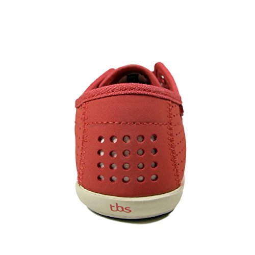 TBS rosso 40 donna Sneaker Sneaker Sneaker donna TBS rosso TBS 40 donna fBCwqSf