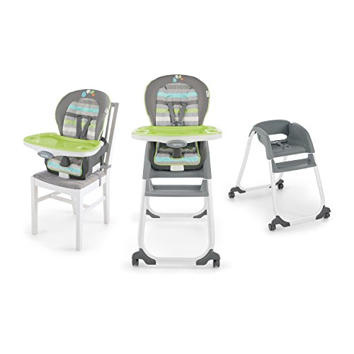 - Ingenuity Trio Elite 3-in-1 High Chair – Vesper - High Chair, Toddler Chair, and Booster