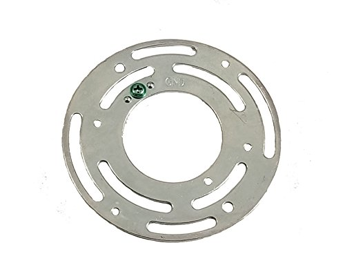 4 Inch Mounting Plate - 4