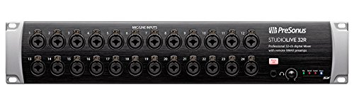 PreSonus StudioLive 32R 34-input, 32-channel Series III stage box and rack mixer by PreSonus