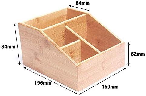 XWYSSH主催 フォルダの収納ボックス木製机シンプルなファイルボックスオフィスデスク本棚 XWYSSH (色 : C)