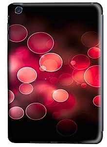 iPad Mini Cases & Covers - Super Circle Background PC Custom Soft Case Cover Protector for iPad Mini