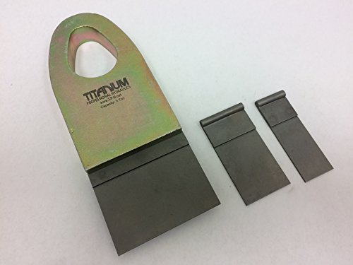 Weld and pull set with 3 reusable plates by TPH (Image #2)