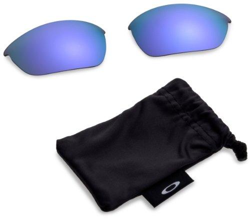 (オークリー) OAKLEY ハーフジャケット2.0用 交換レンズ 43-507 Violet Iridium Free