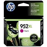HP 952XL Magenta High Yield Original Ink Cartridge (L0S64AN) for HP OfficeJet Pro 7740 8702 8710 8715 8720 8725 8730 8740