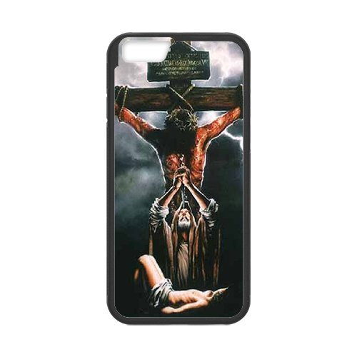 """LP-LG Phone Case Of Jesus For iPhone 6 (4.7"""") [Pattern-4]"""